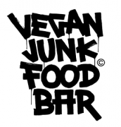 Vegan Junk Food Bar logo